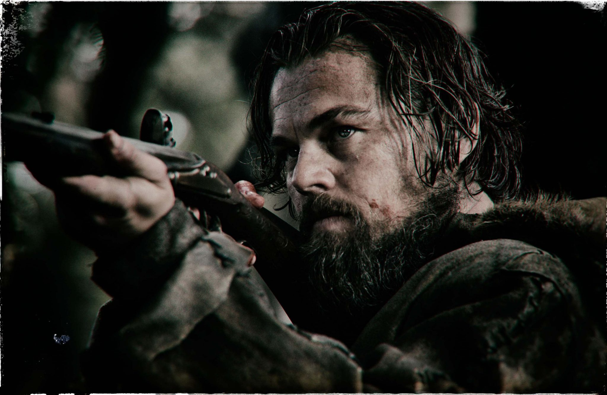 Going head-to-head with Star Wars? DiCaprio - star of The Revenant - doesn't really mind