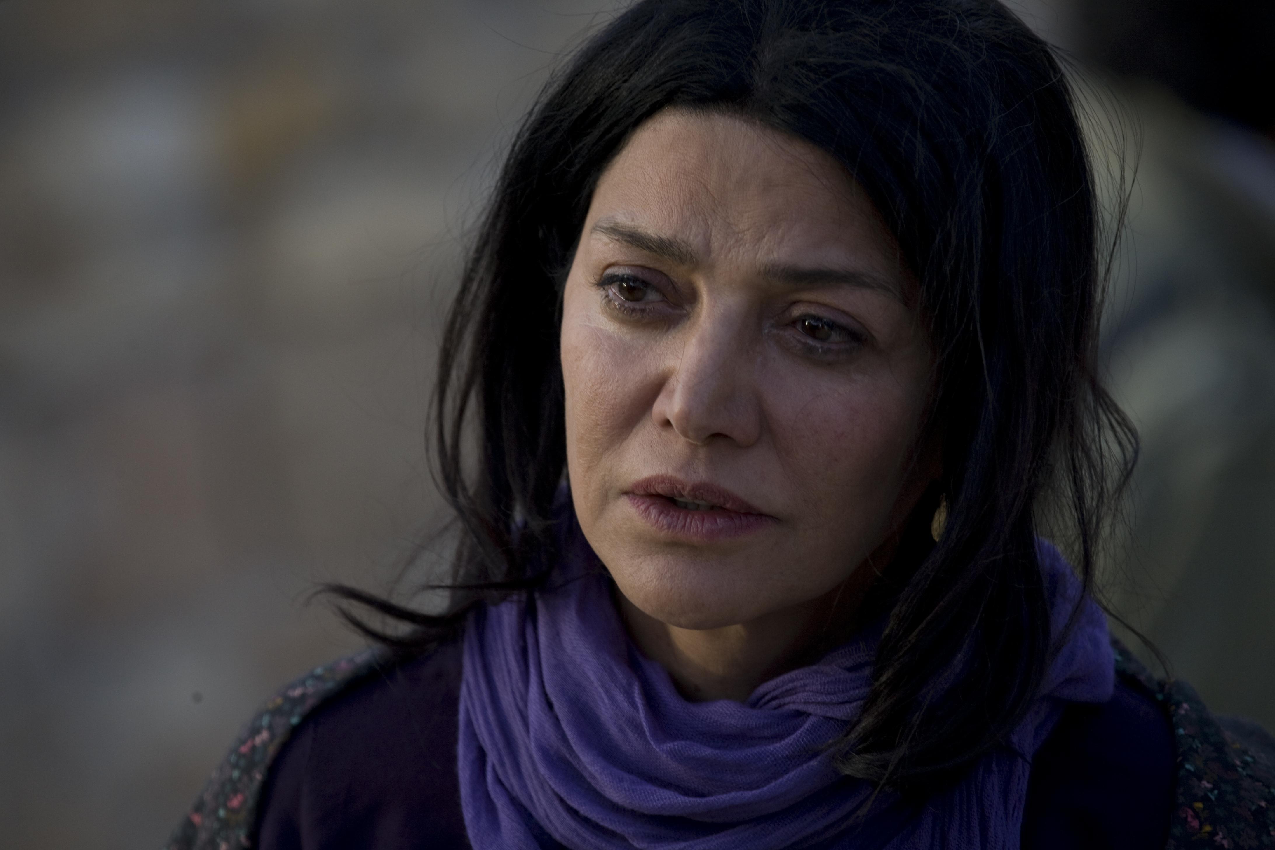 Aghdashloo in The Stoning of Soraya M.