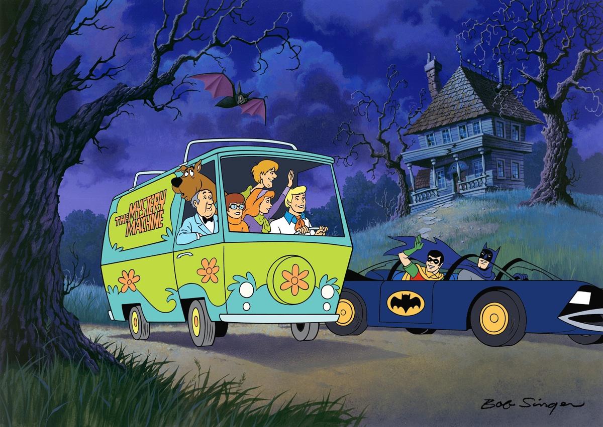 "Joe Torcivia's The Issue At Hand Blog: ""Yabba-Dabba"" Meets ... |Scooby Doo Meets The Flintstones"