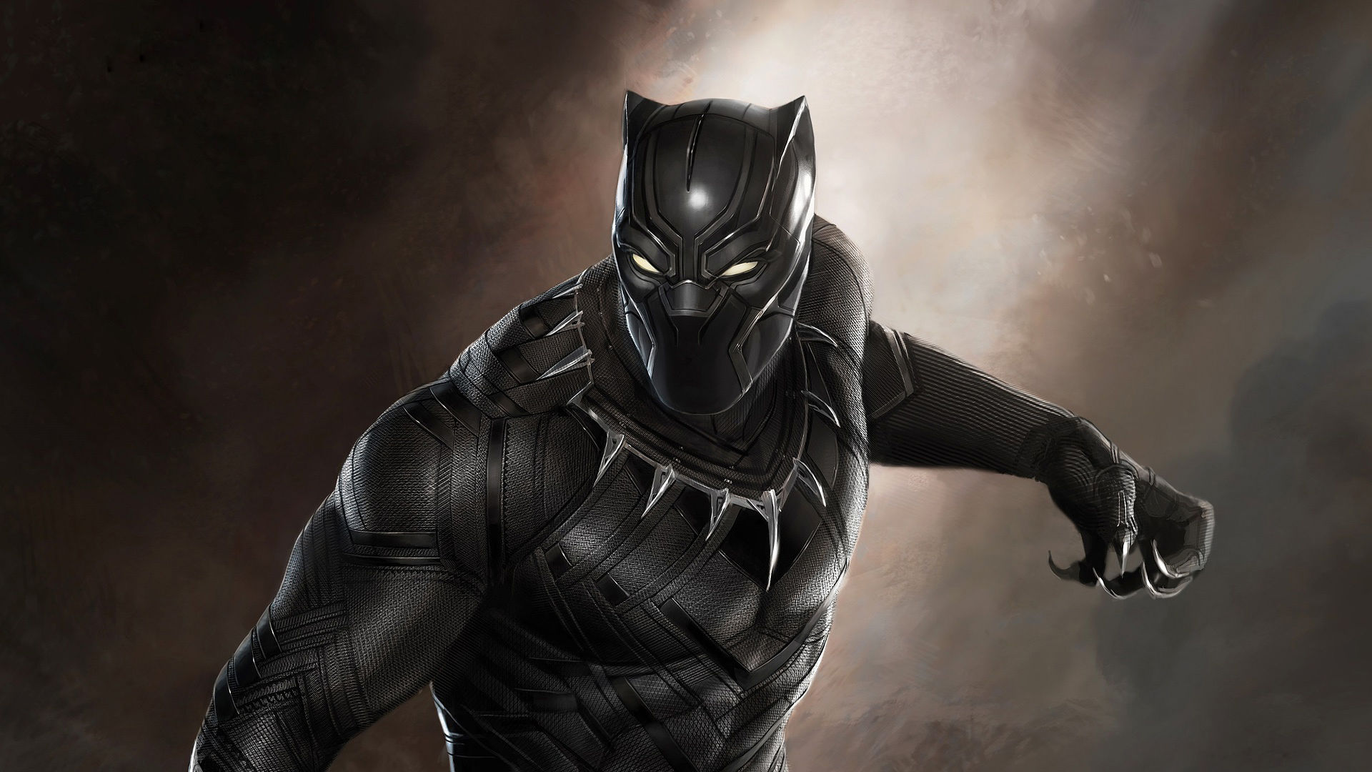 Captain America- Civil War - Cap vs Black Panther TV spot