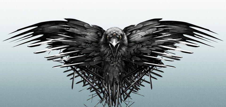 Game-of-Thrones-Season-4-Raven-Poster-Wallpaper