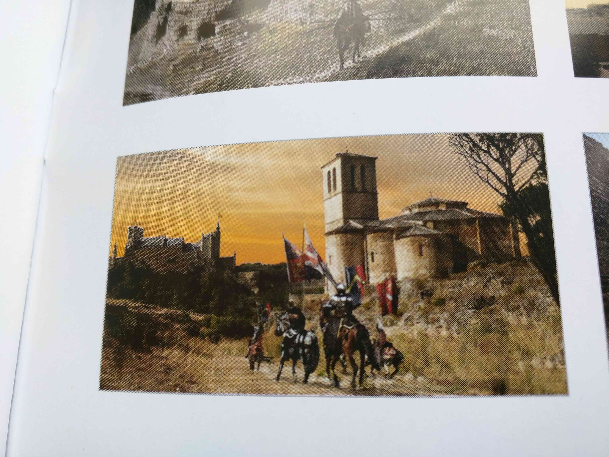 The Man Who Killed Don Quixote Concept Art 2