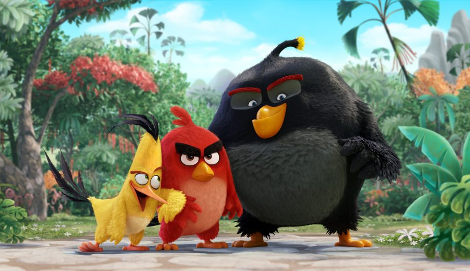0 angry birds movie image