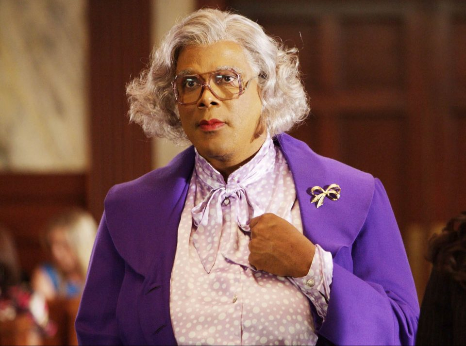 16X9-042215--Shows-BET-Star-Cinema-Tyler-Perry-As-Madea-Madea-goes-to-Jail