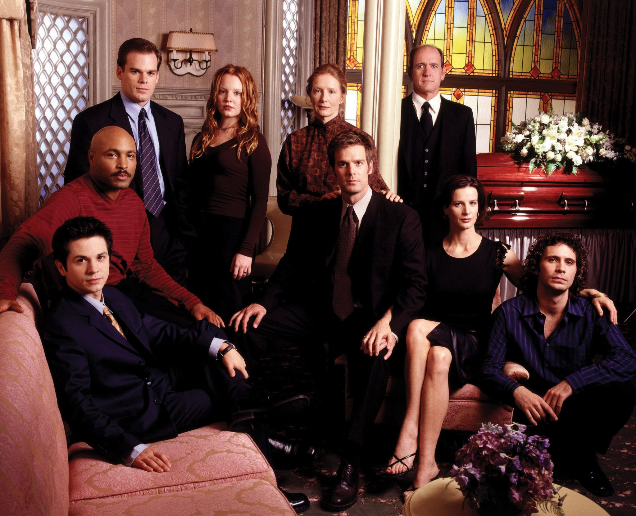 A Decade of Life and Death - The 5 Most Powerful Moments From Six Feet Under