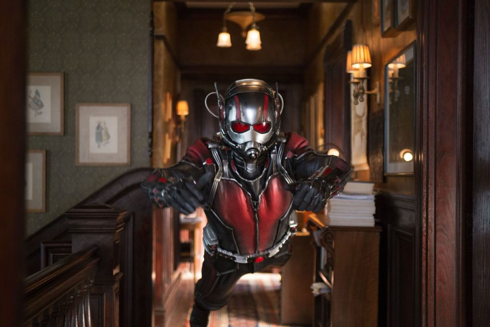Ant-Man - Trailer 2