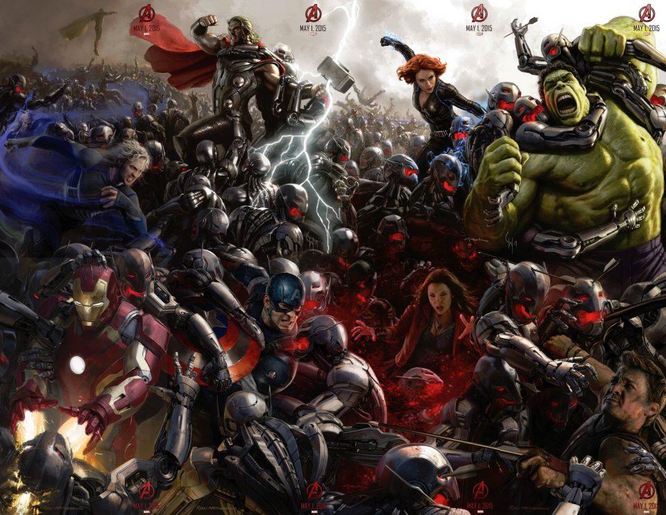 Avengers- Age of Ultron - TV Spot 2
