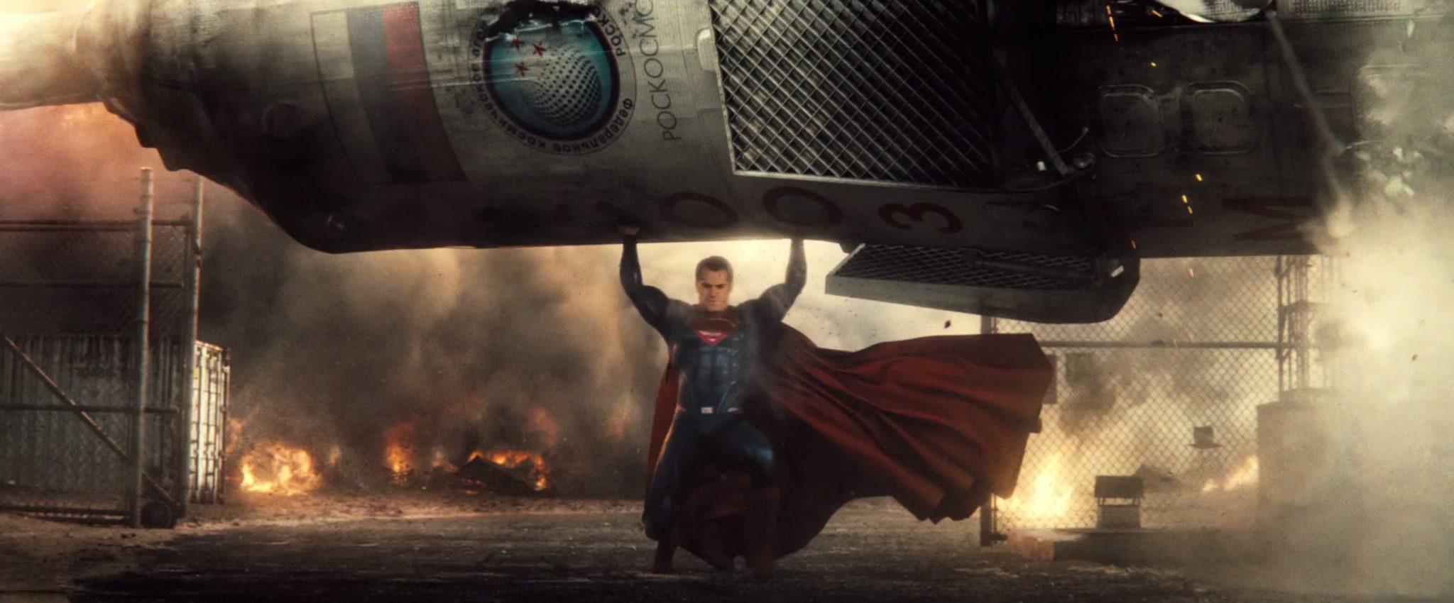 Batman v Superman- Dawn of Justice - IMAX trailer