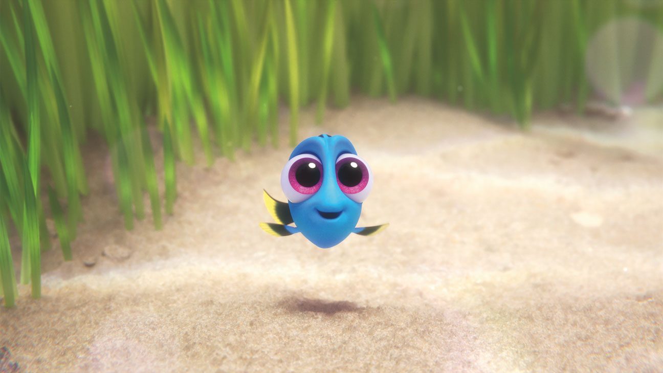 """Finding Dory – """"Baby Dory"""" Clip"""