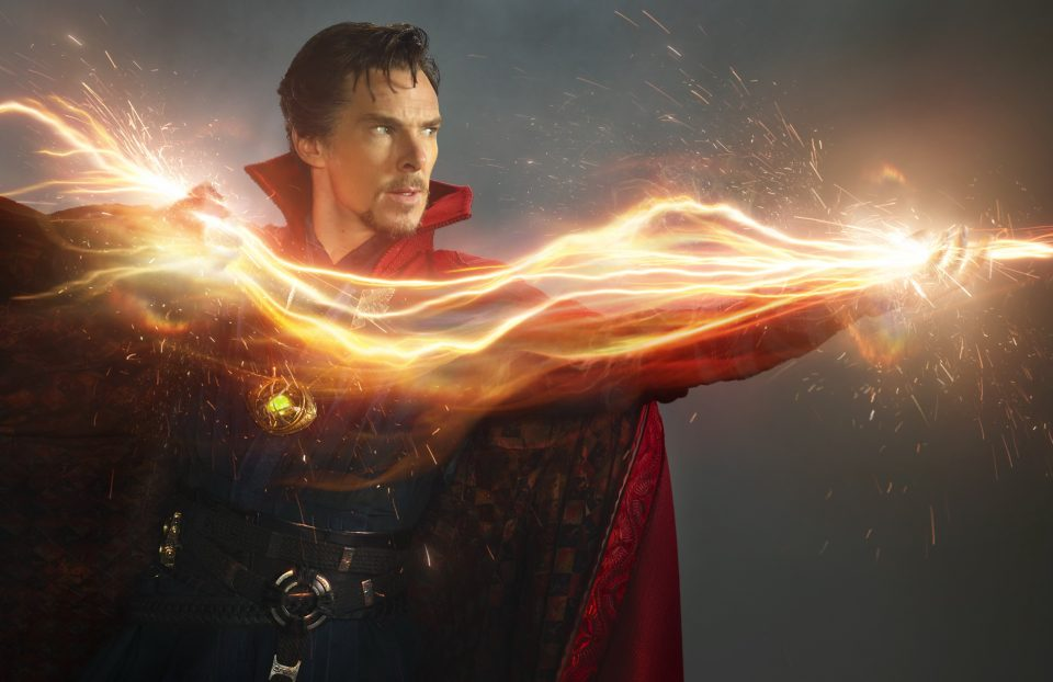 Captain America- Civil War directors reveal which side Doctor Strange is on