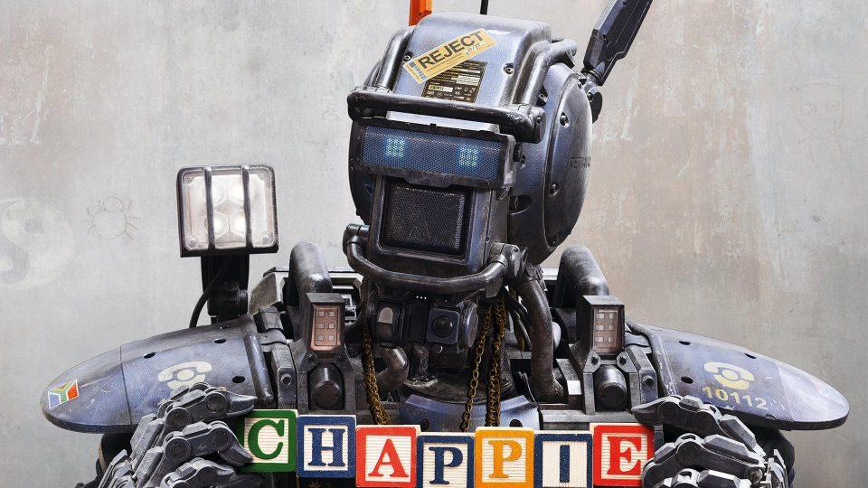 Chappie - Trailer 2
