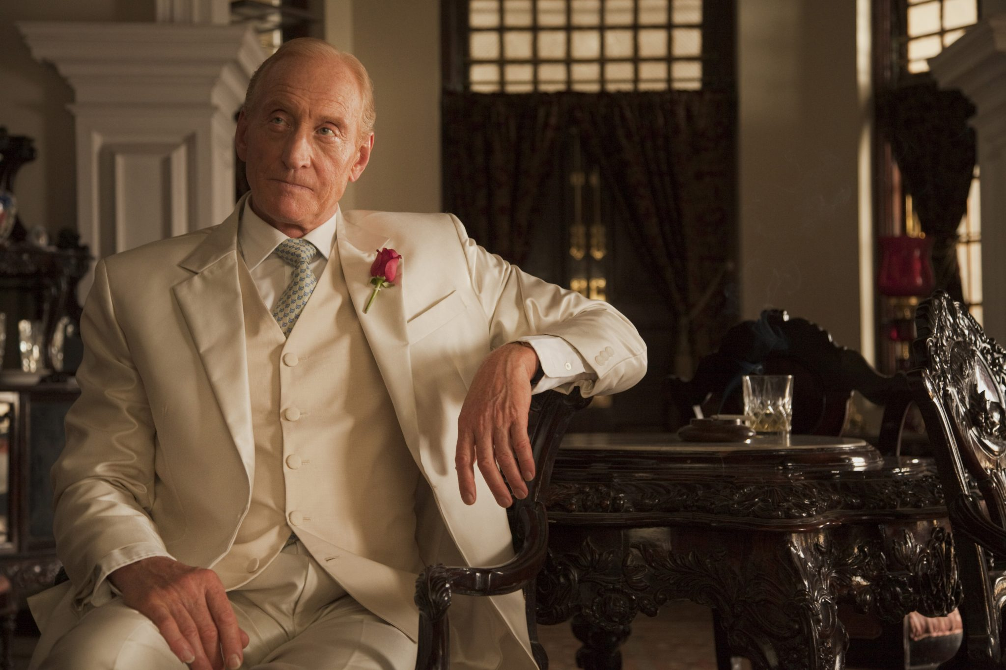 Charles Dance confirms his character's role in Ghostbusters reboot