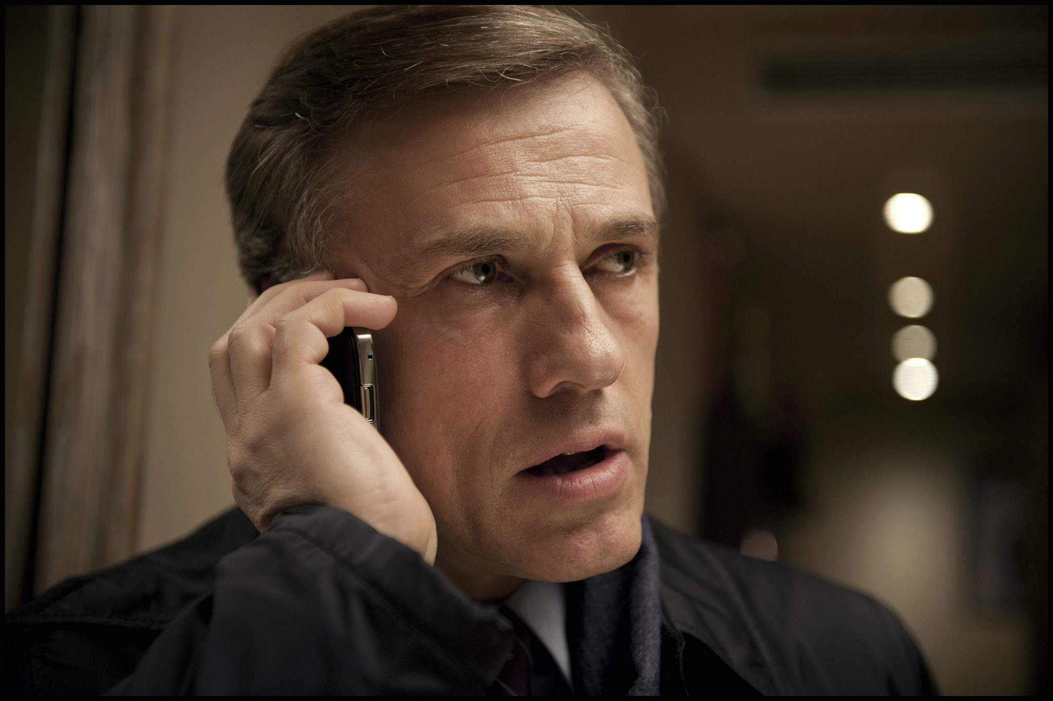 Christoph Waltz to play villain in Bond 24?