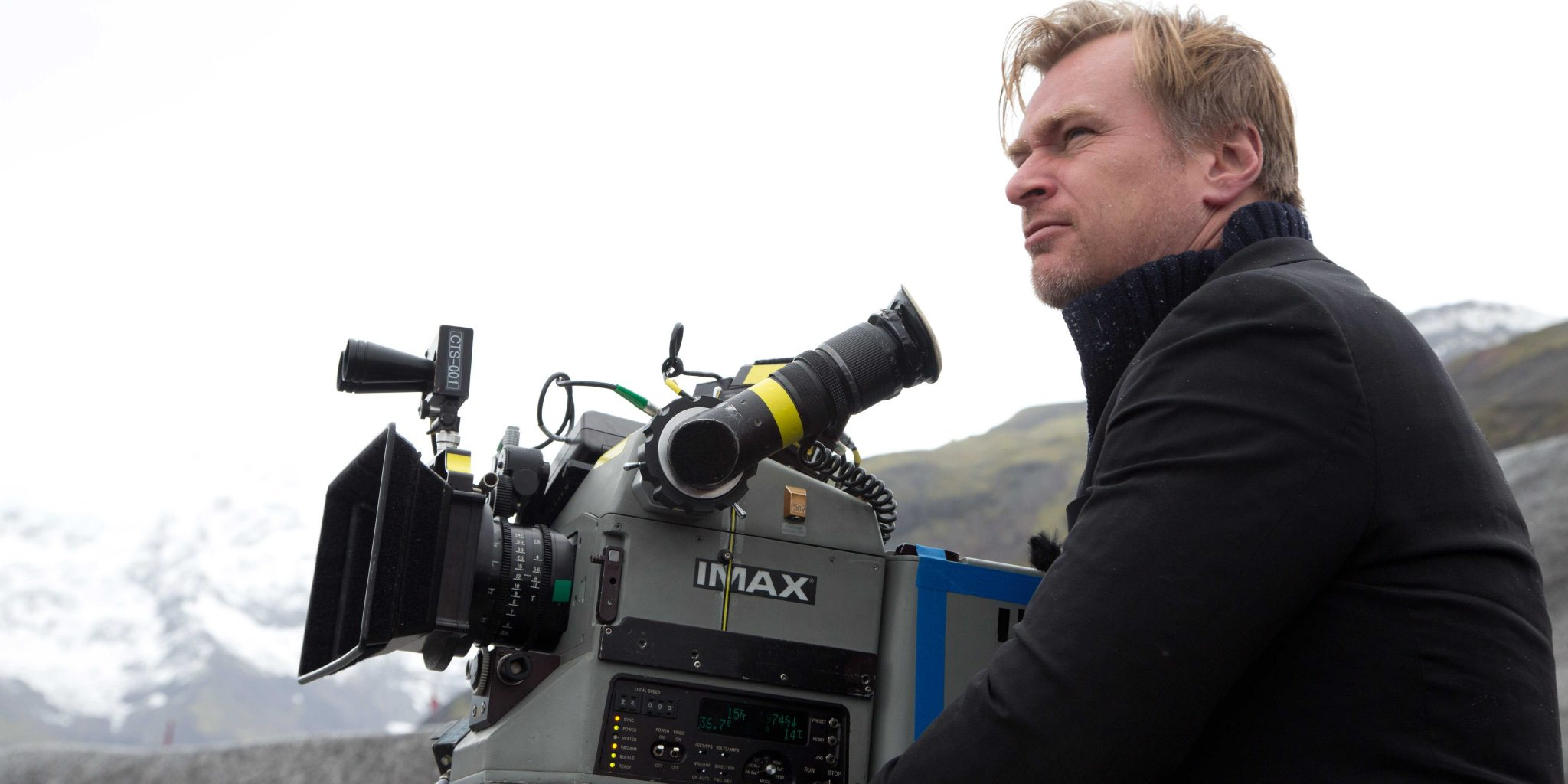 Christopher Nolan defends Interstellar's sound mix issues