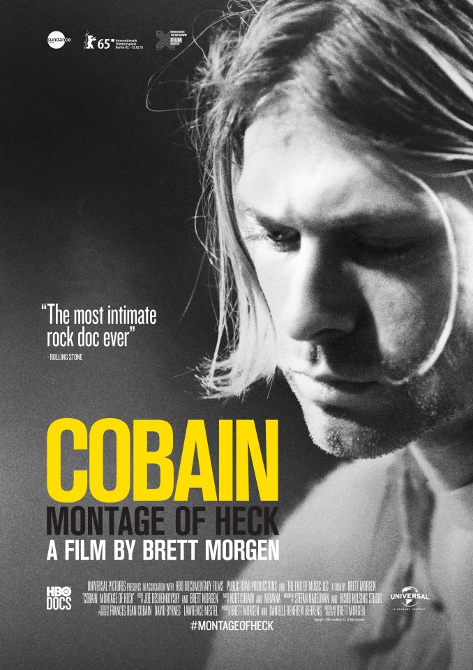 Cobain- Montage of Heck - Trailer