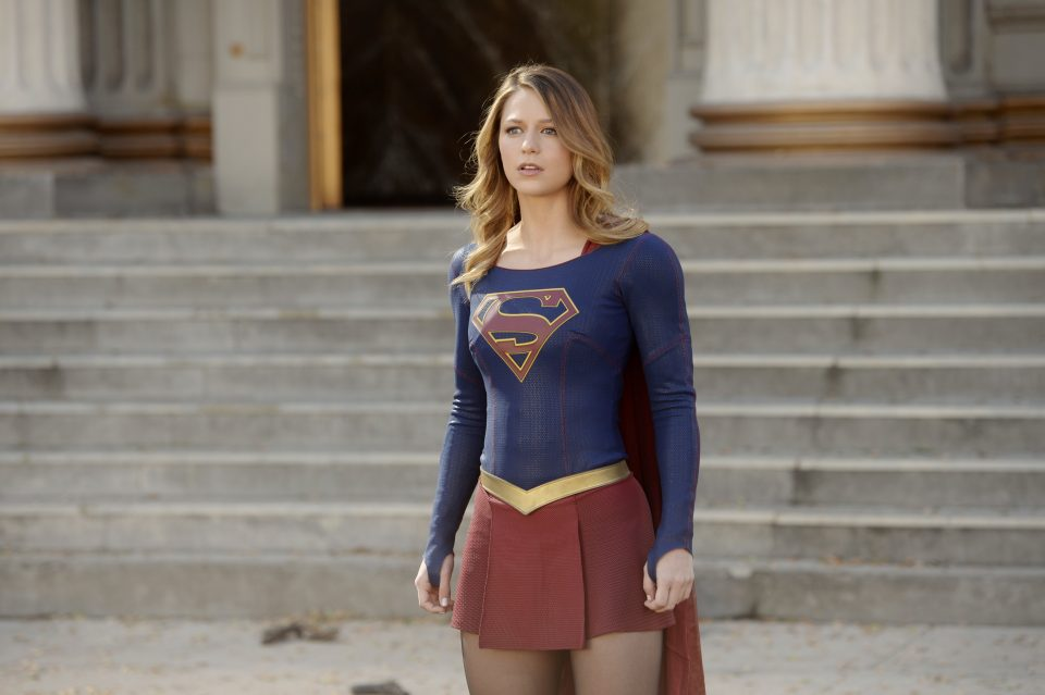 Could Supergirl be moving to The CW?