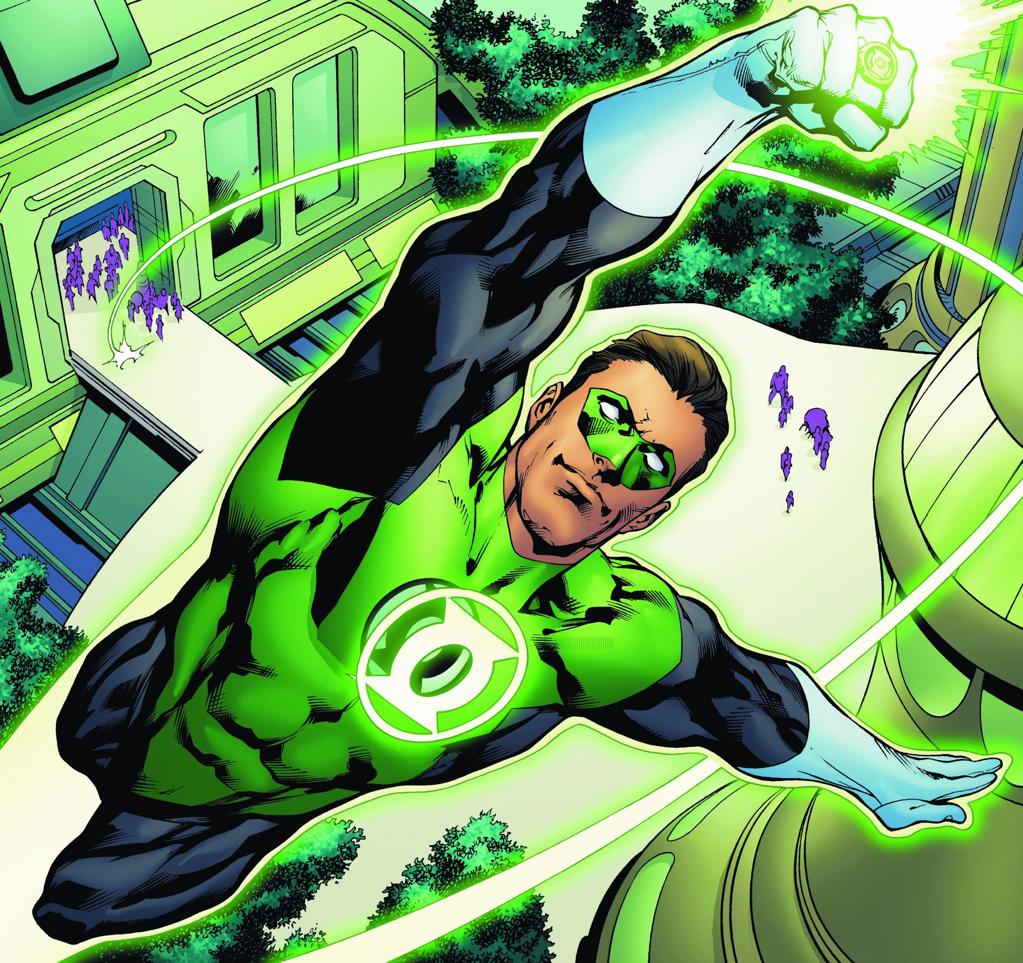Could this be who's playing the next Green Lantern?