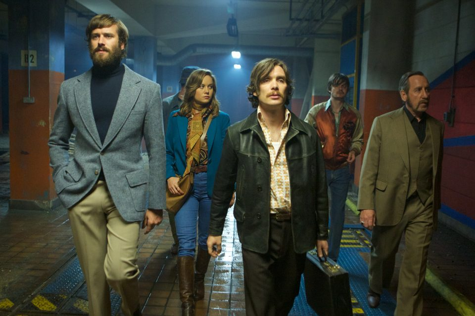 Free Fire - First image (Credit Kerry Brown & Copyright Rook Films