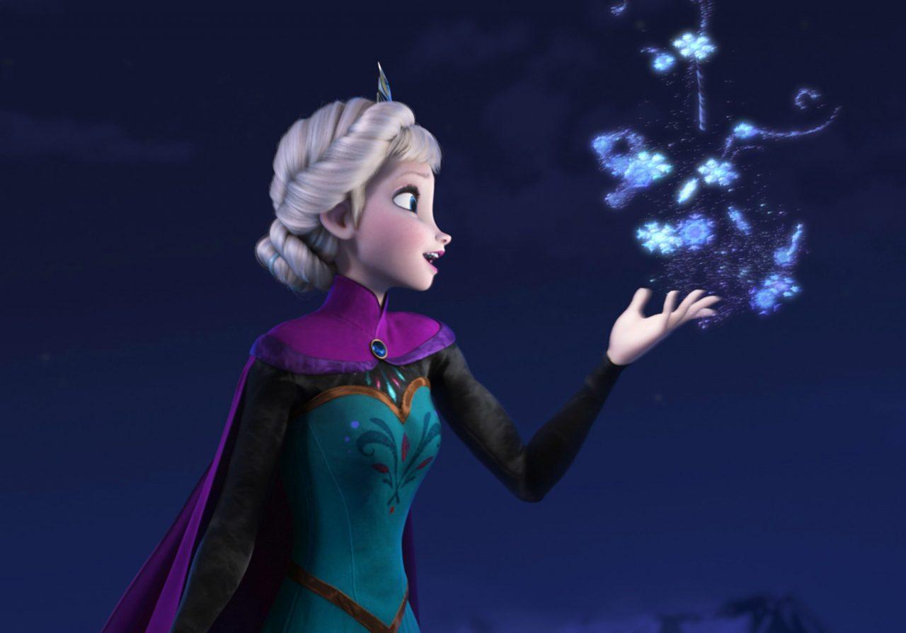 Should Elsa S Love Interest Be Female In Frozen 2 Flickreel