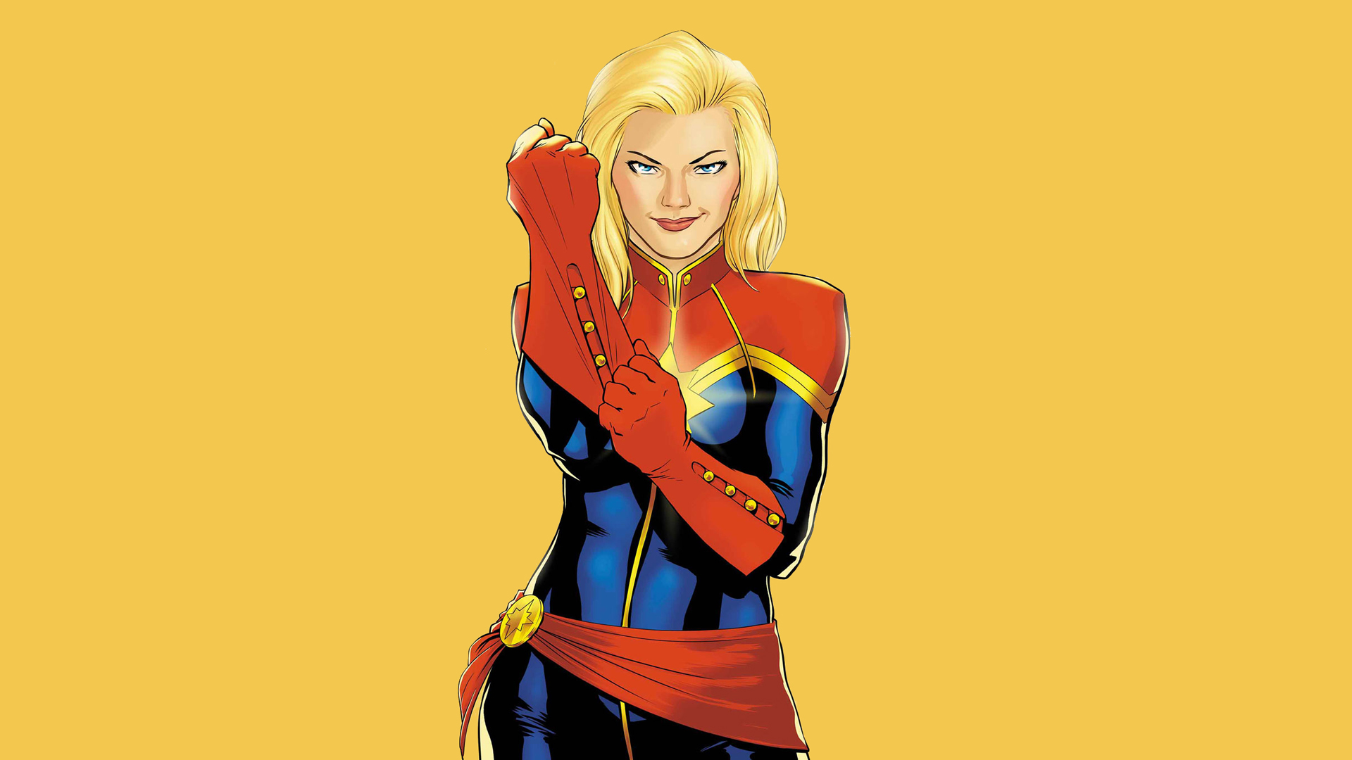 Has Captain Marvel already been cast secretly?