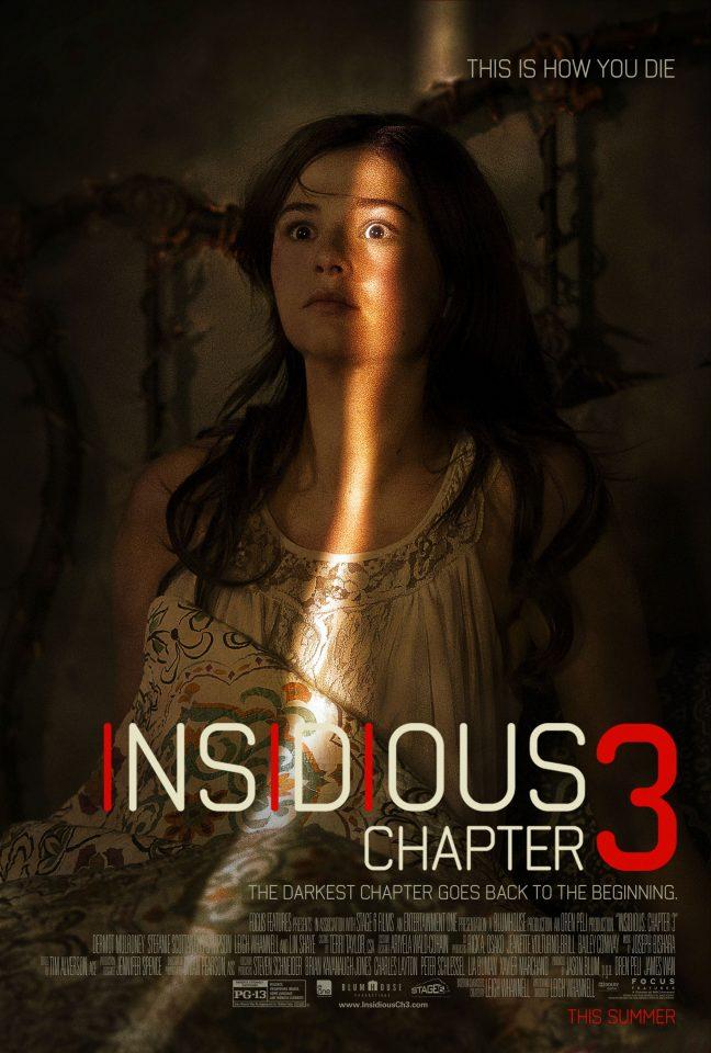 Insidious- Chapter 3 - Trailer