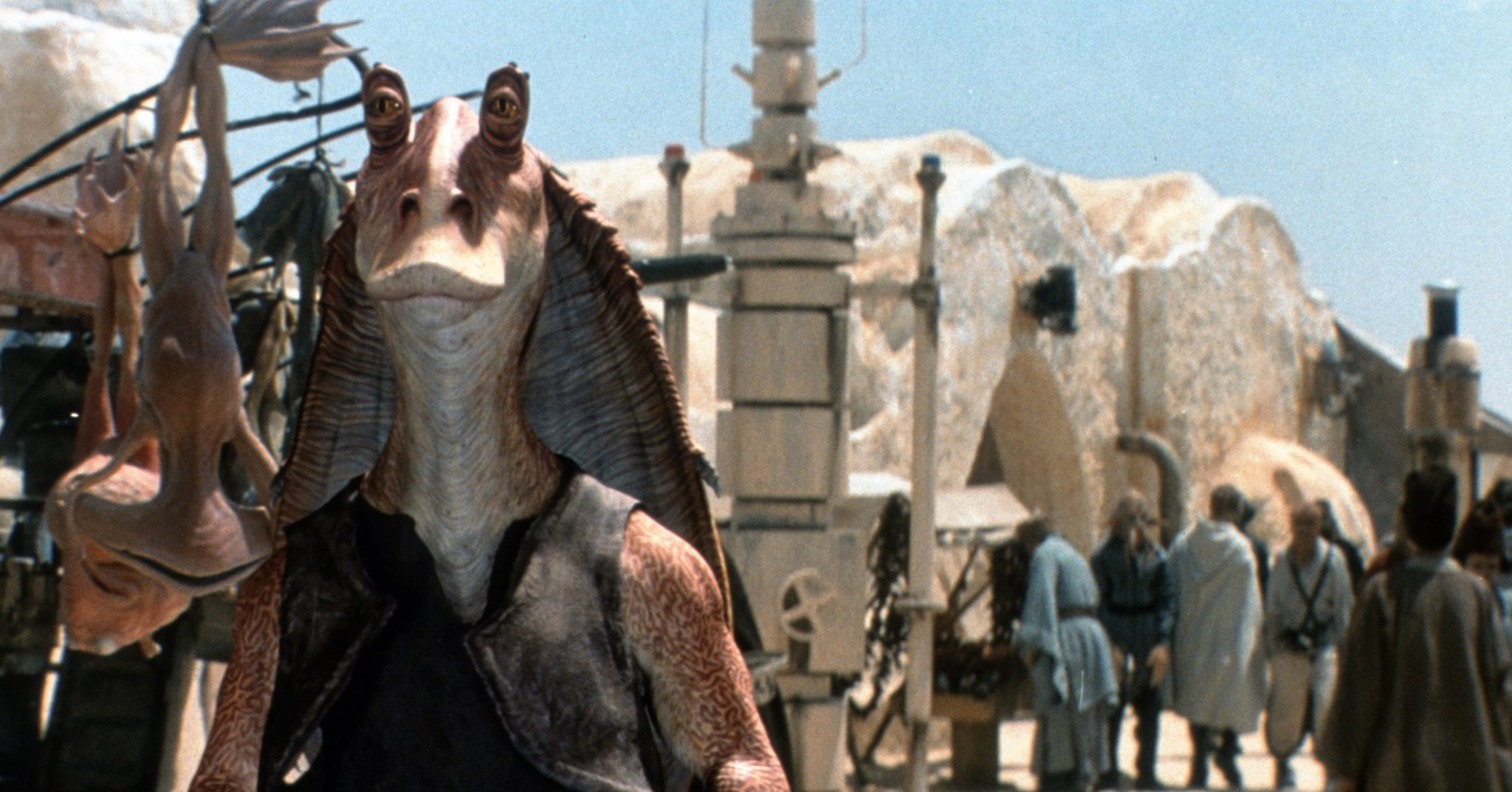 Jar Jar Binks actor responds to those criticisms- 'It was painful'