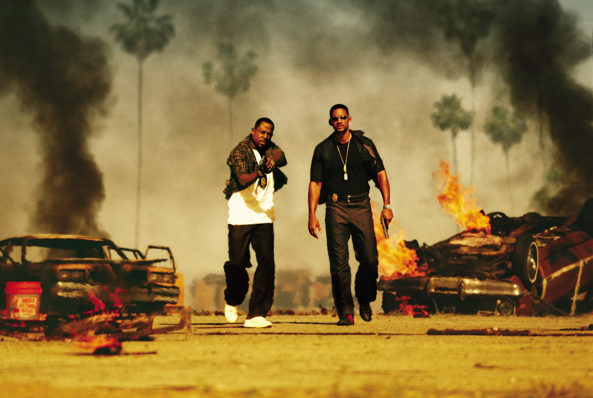 'Bad Boys 3' Gets New Title & Release Date