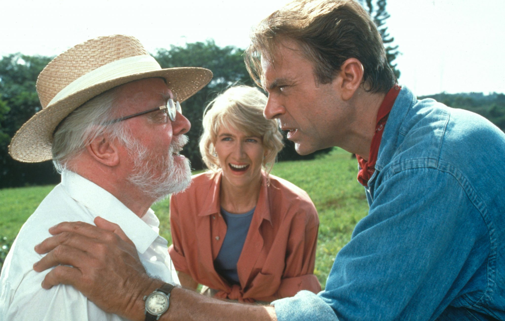 an overview of the character john hammond in the jurassic park John hammond is a character from jurassic park john hammond is a character from jurassic park.