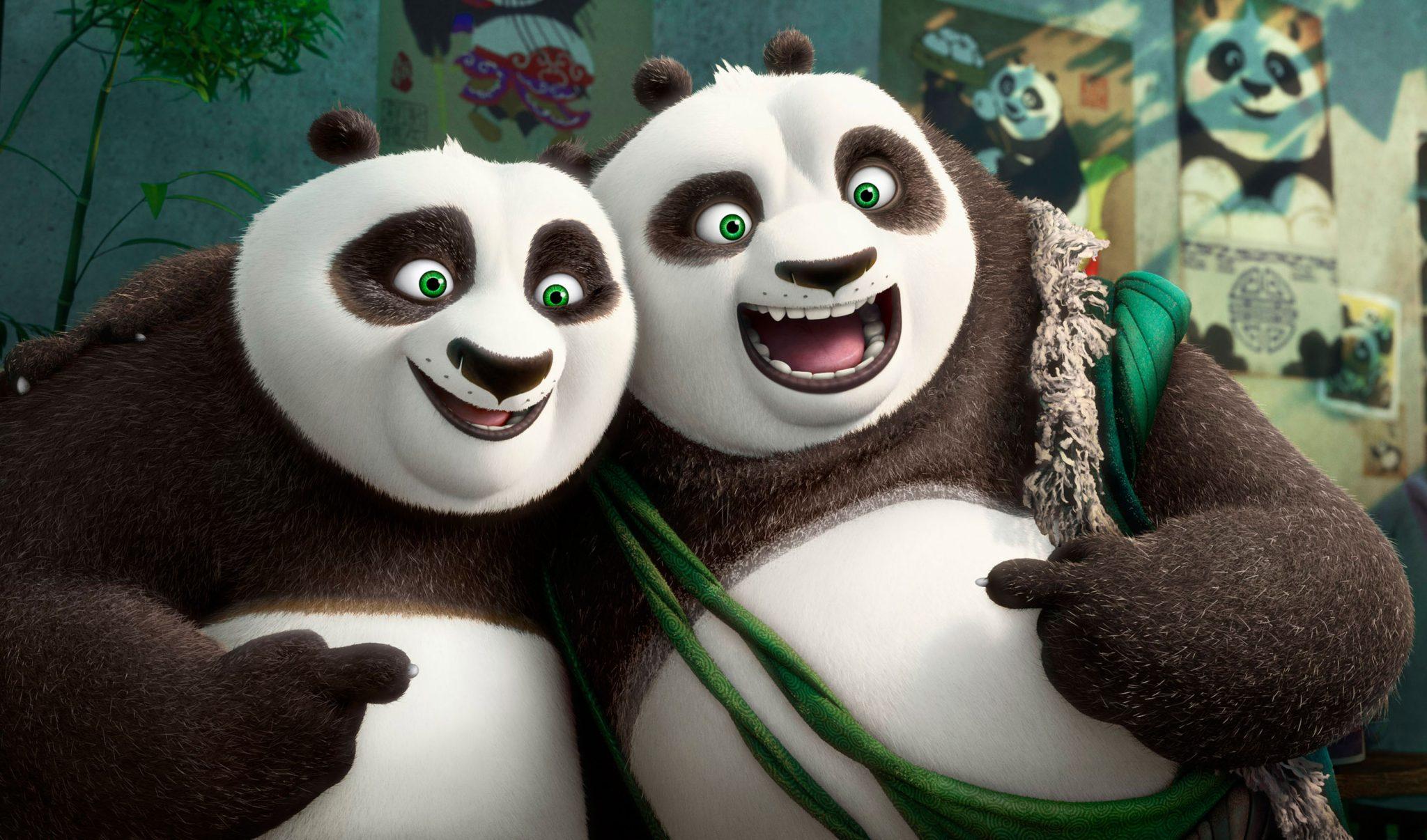 Kung Fu Panda 3 - Trailer 3