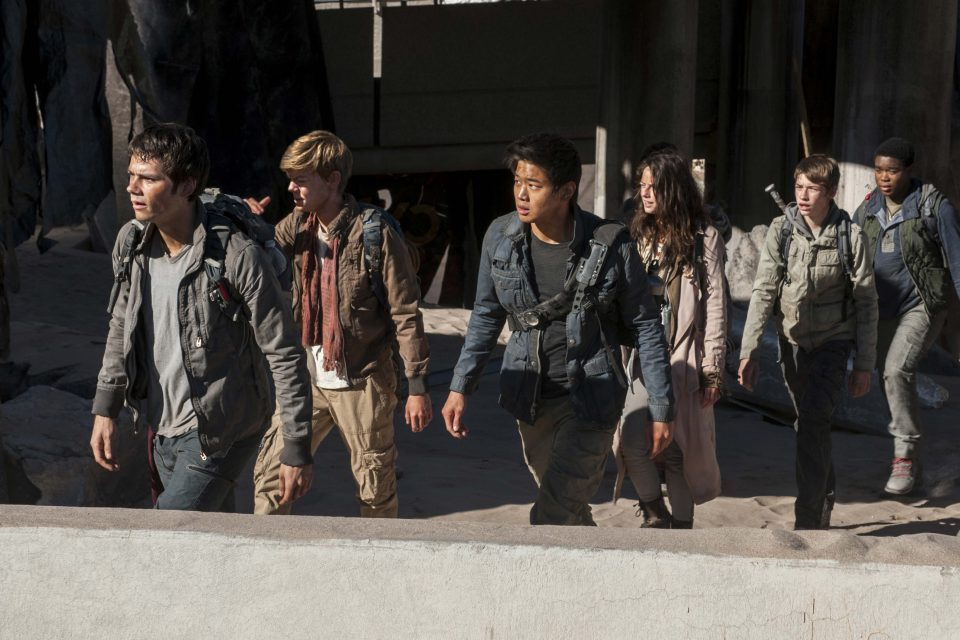 Maze Runner- The Scorch Trials - Trailer 2