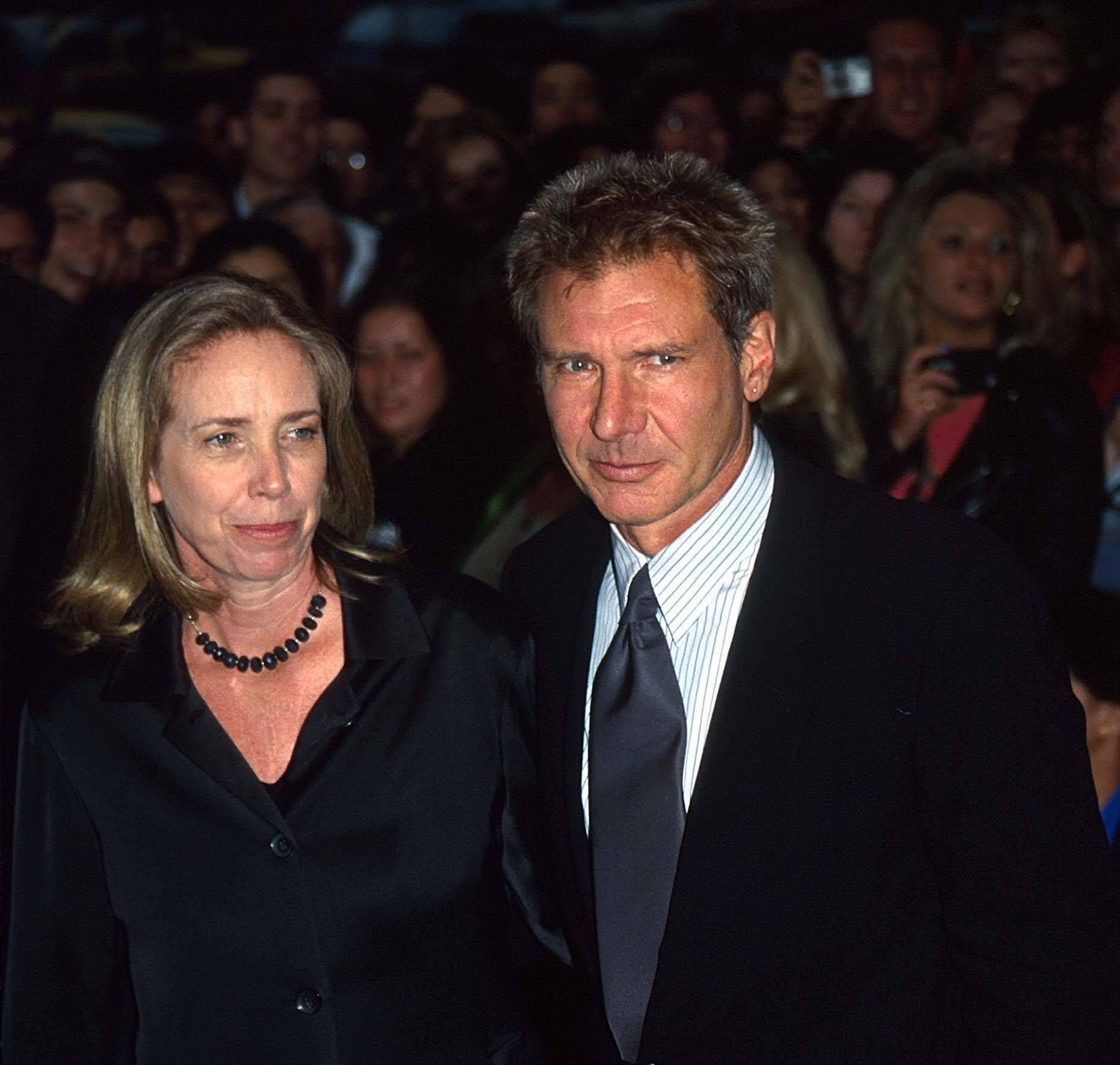 Melissa-Mathison-and-Harrison-Ford