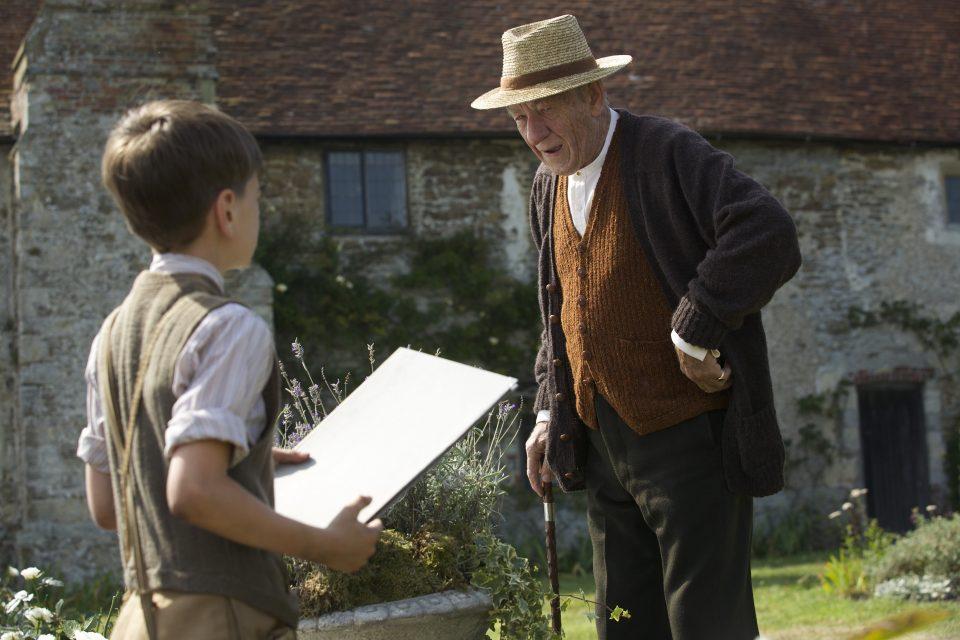 Mr. Holmes - Teaser