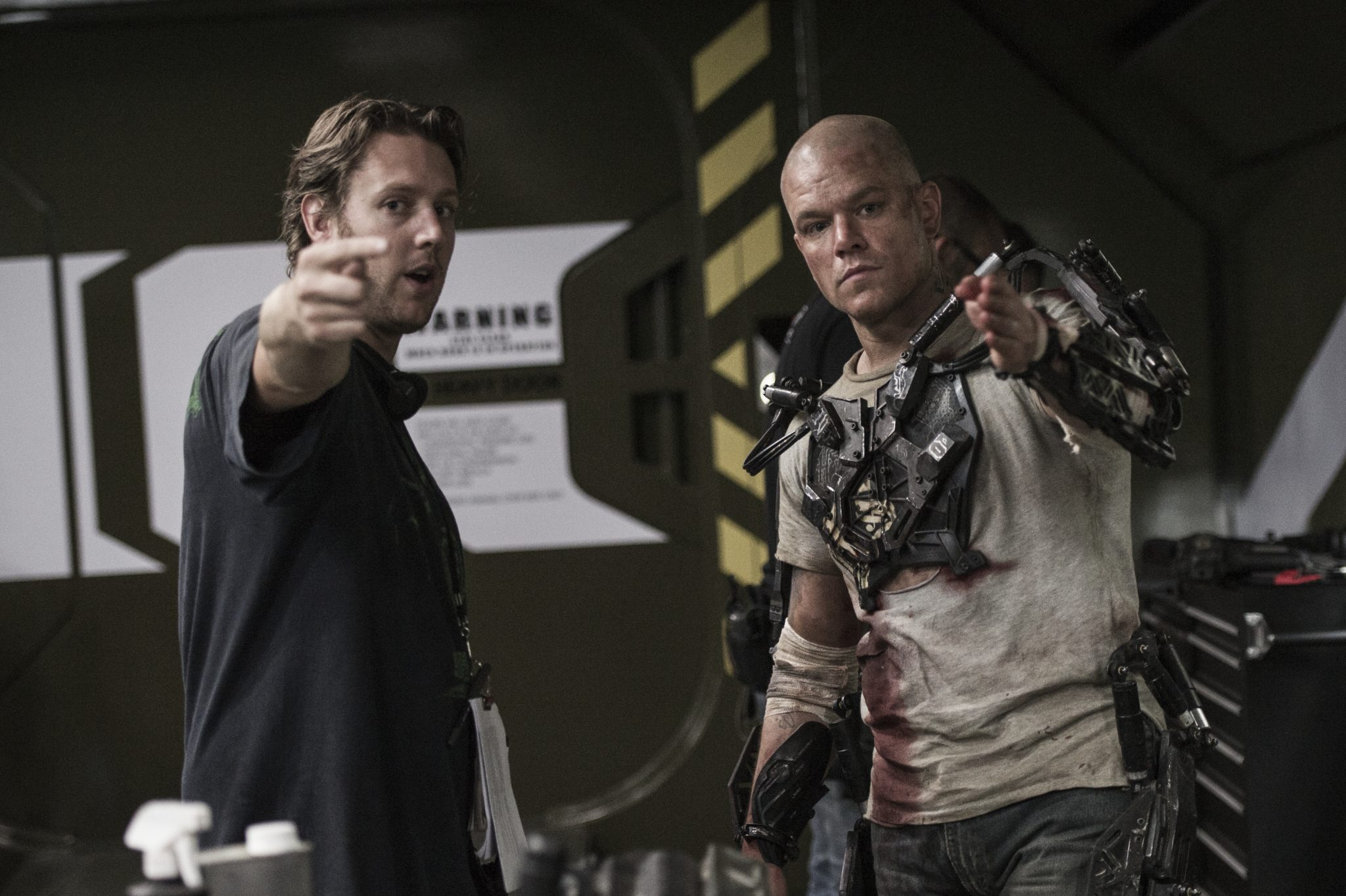 Neill Blomkamp moves ahead with 'The Gone World' - leaving Alien 5 behind