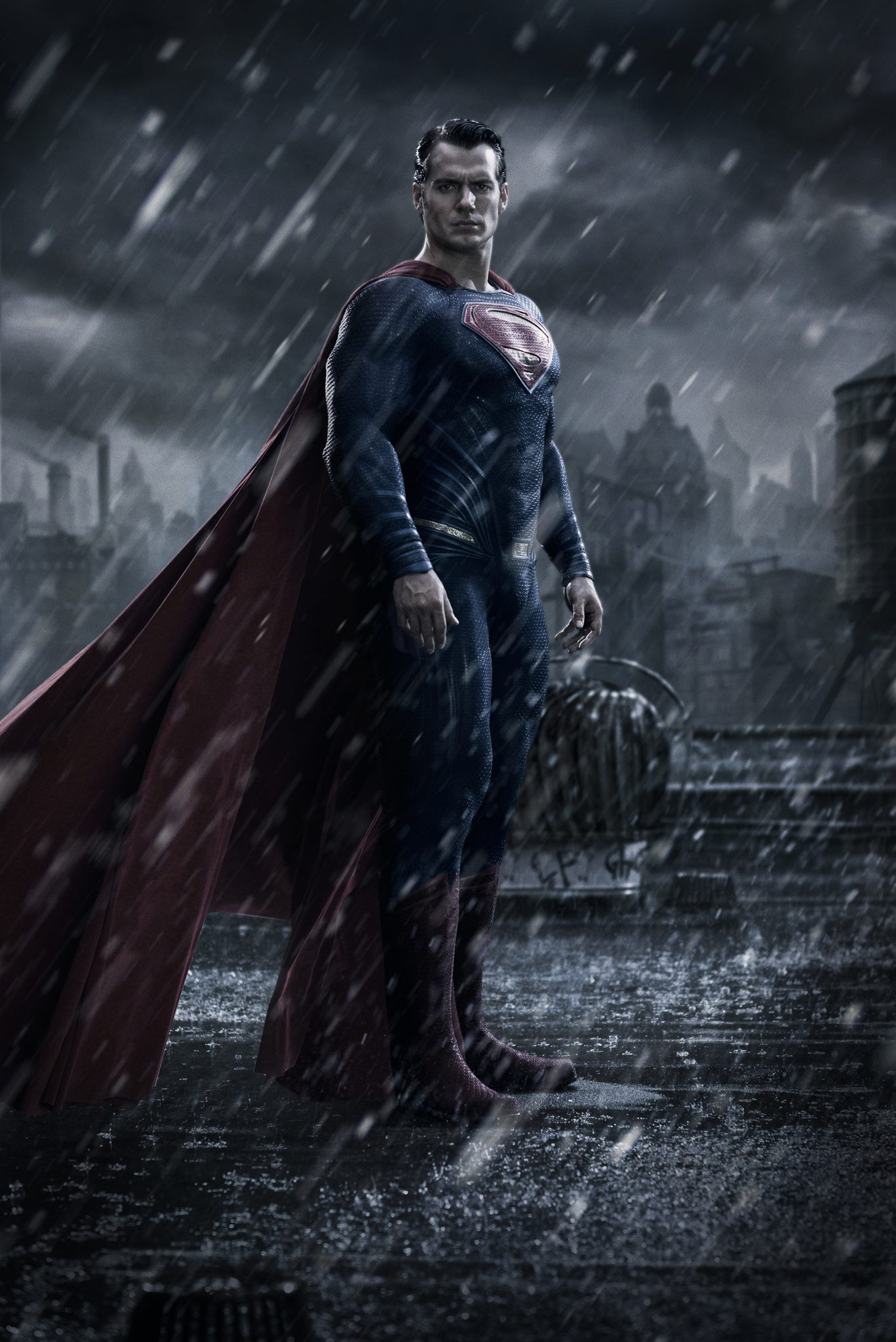 New Batman V Superman- Dawn of Justice details emerge