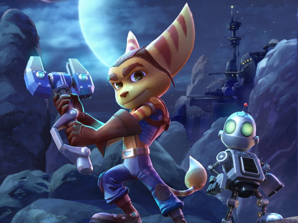 New images from the Ratchet and Clank movie