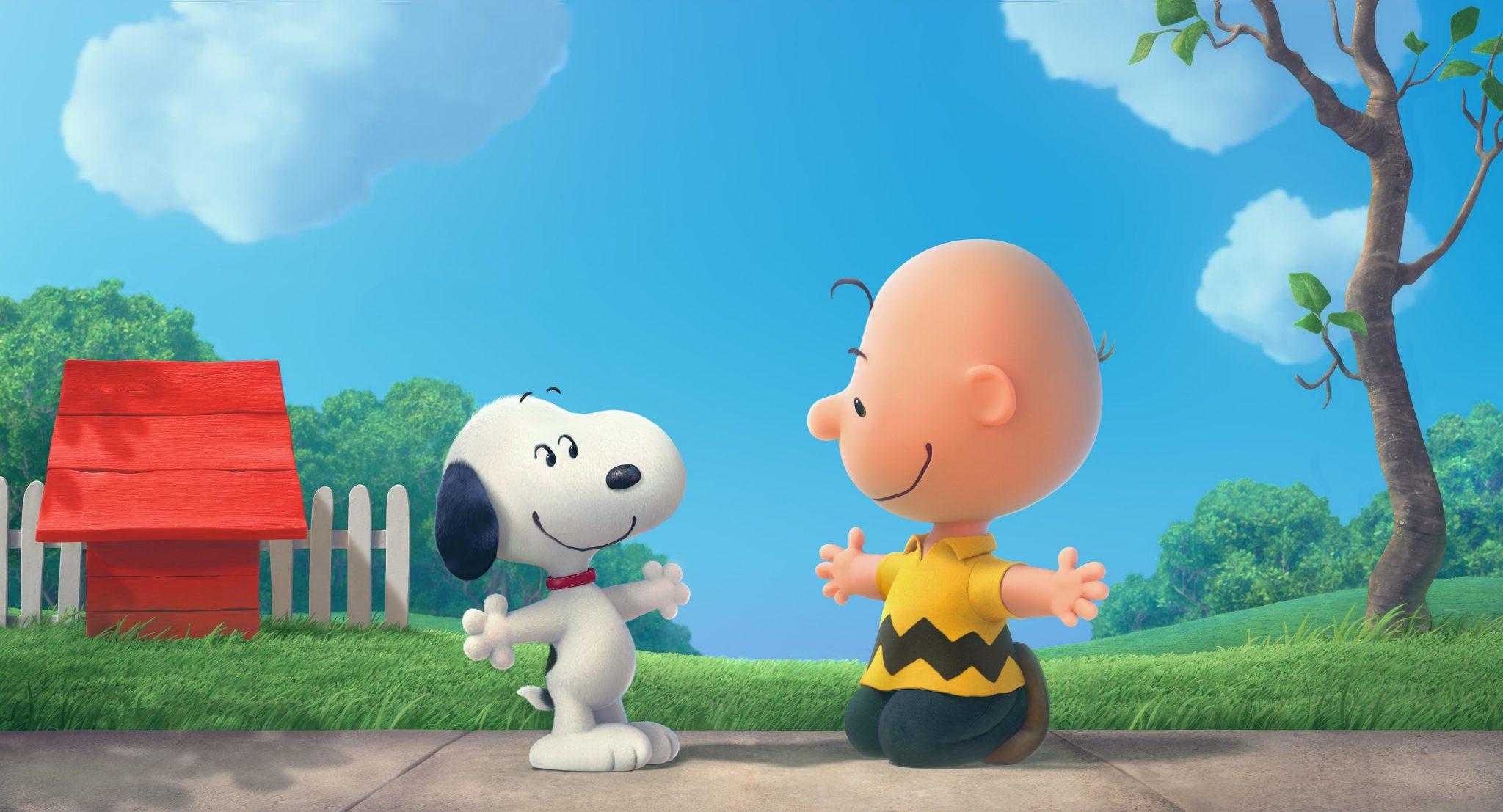 Peanuts - Trailer 1