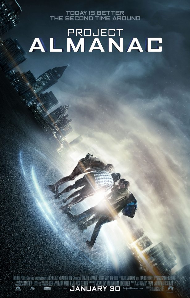 Project Almanac - Final trailer
