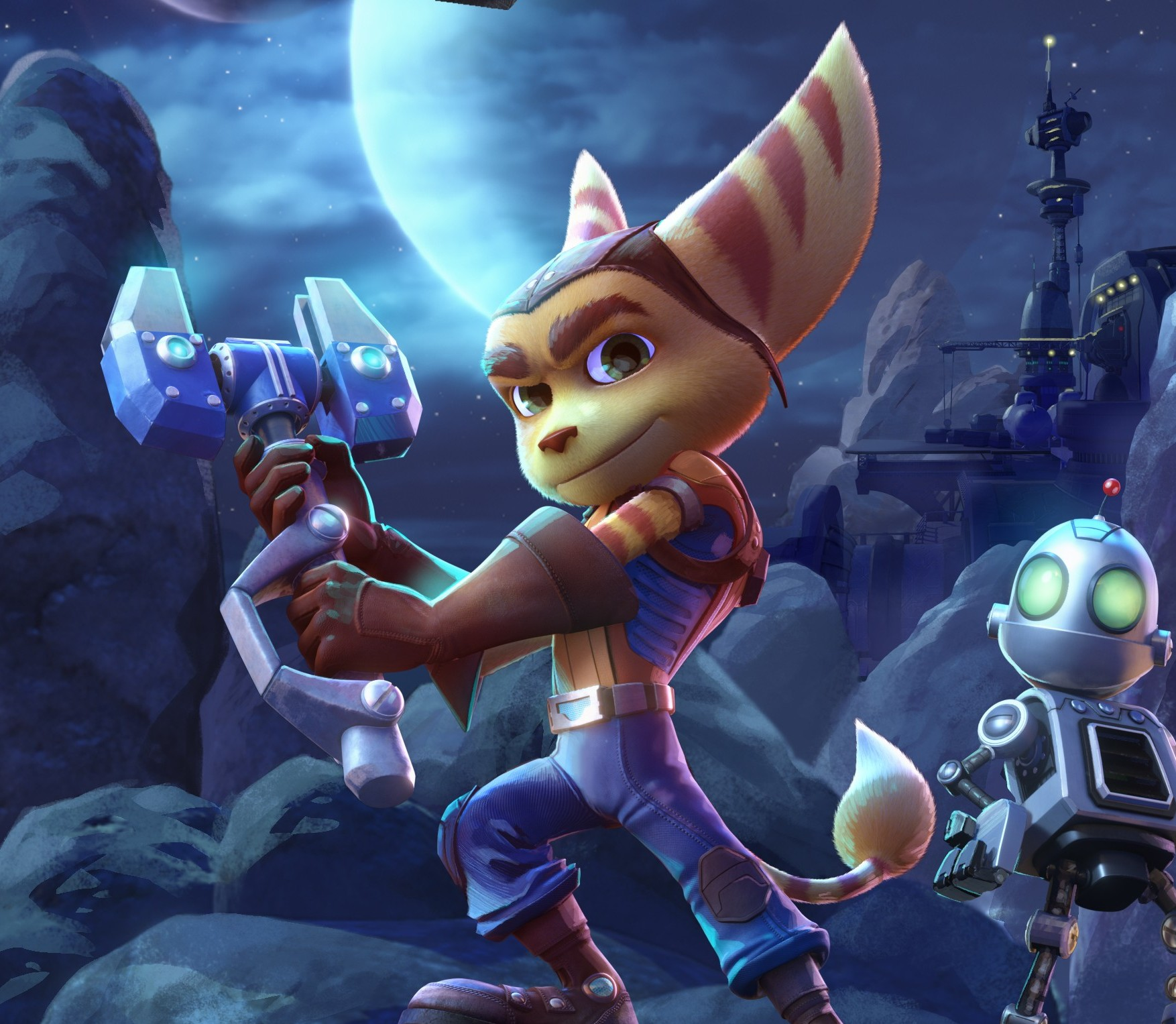 Ratchet_Clank_movie_poster_pose