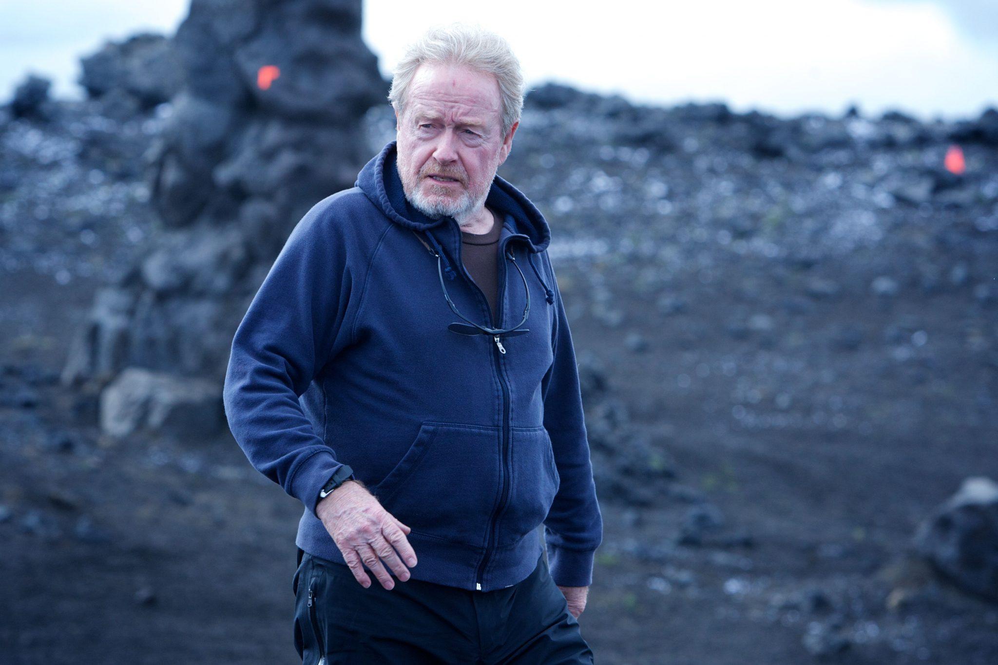 Ridley Scott won't direct the Blade Runner sequel
