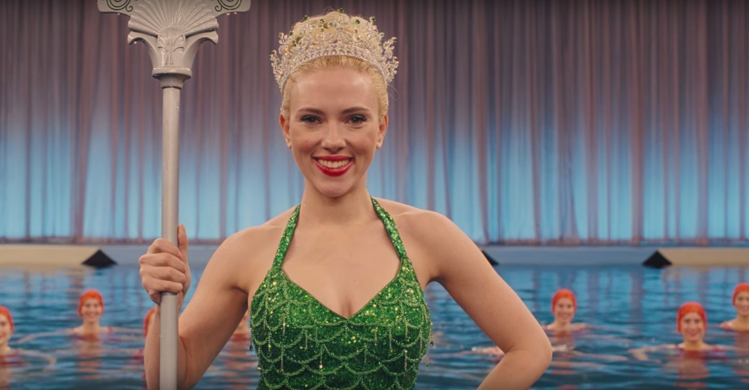 Scarlett Johansson always wanted to do the role of Disney princess