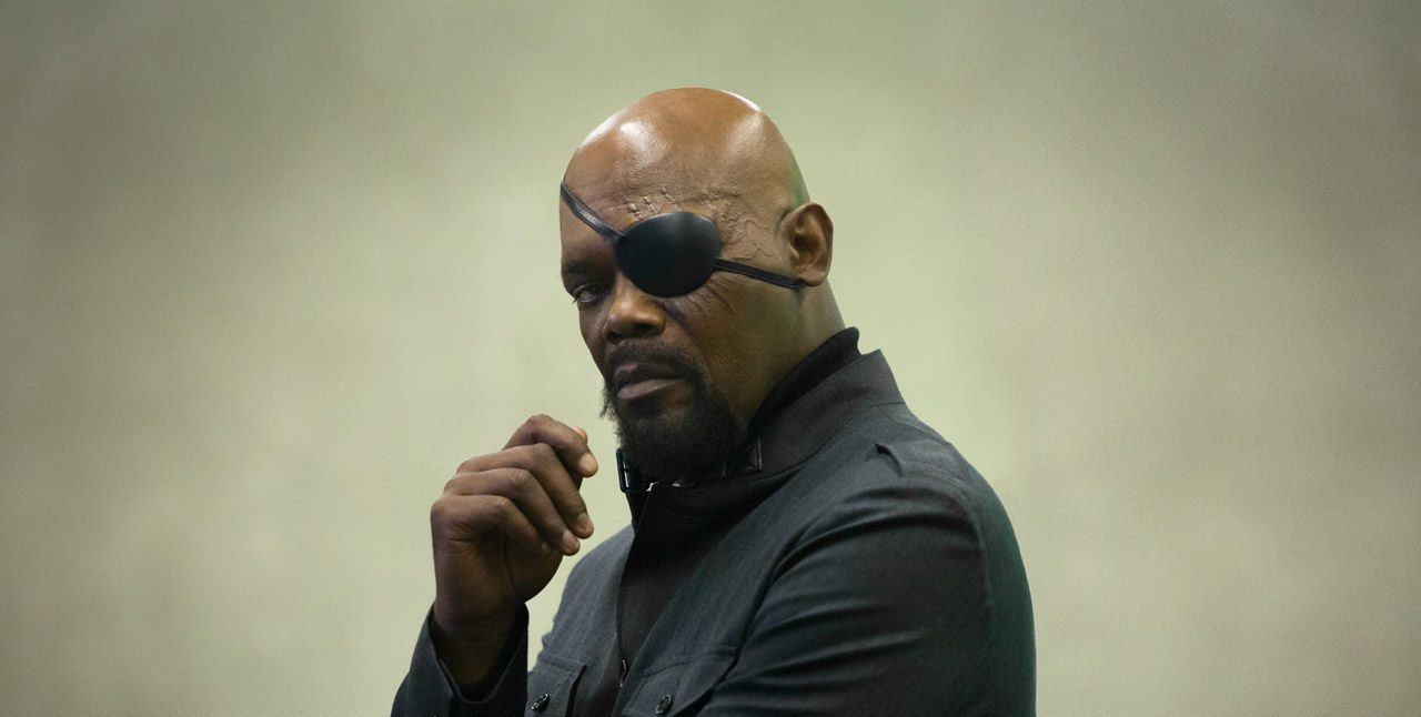 Samuel L. Jackson back as Nick Fury in Captain Marvel