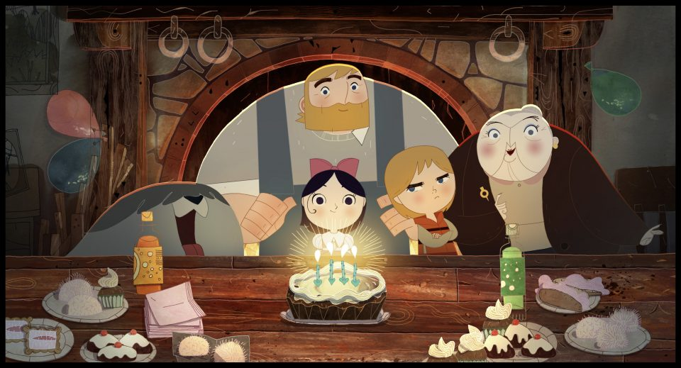 Song of the Sea - Trailer