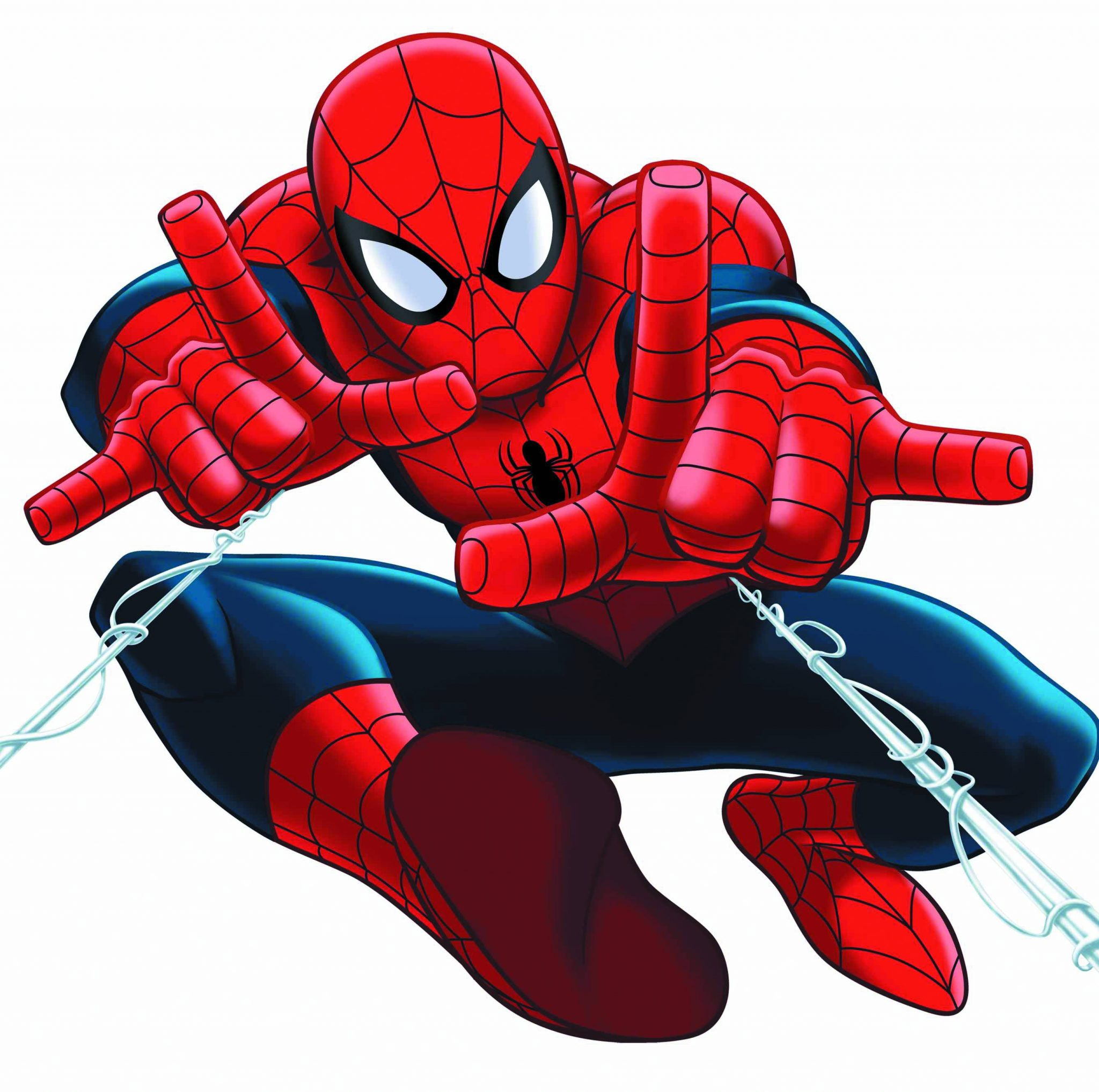 Spider-Man-Cartoon