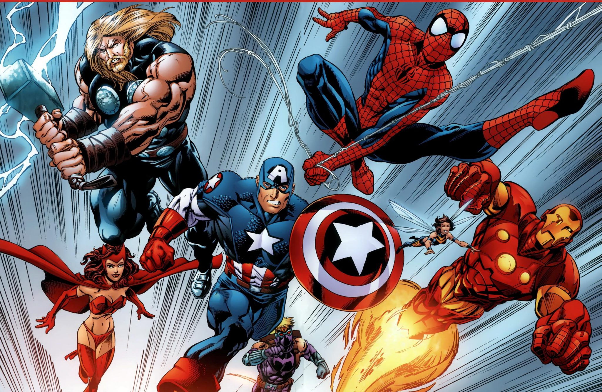 Spider-Man will join the Marvel Cinematic Universe