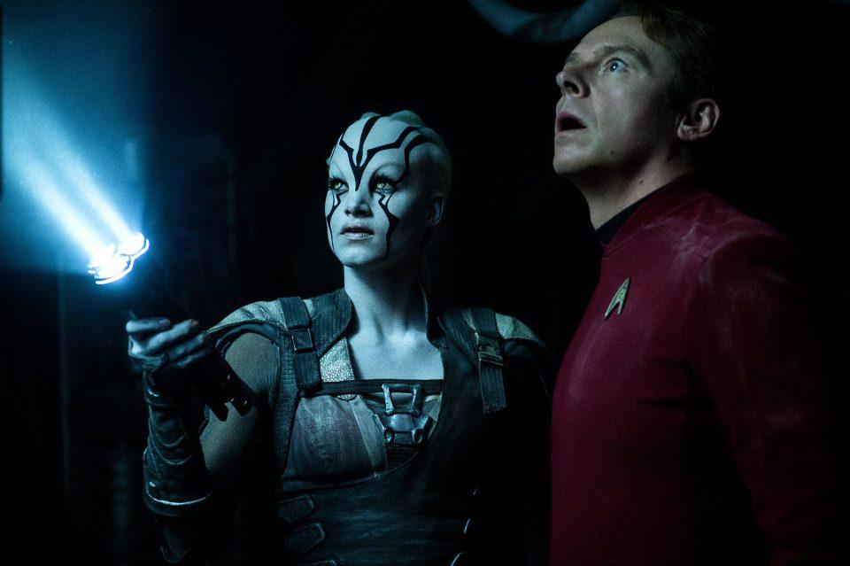 Star Trek Beyond - Living poster