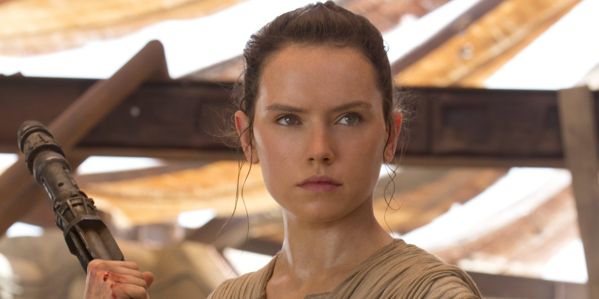 Star Wars- Force for Change - Happy Star Wars Day from Daisy Ridley