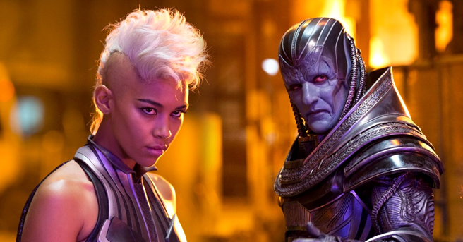'X-Men: Apocalypse' Actress Alexandra Shipp In Talks To Join 'Shaft' Reboot