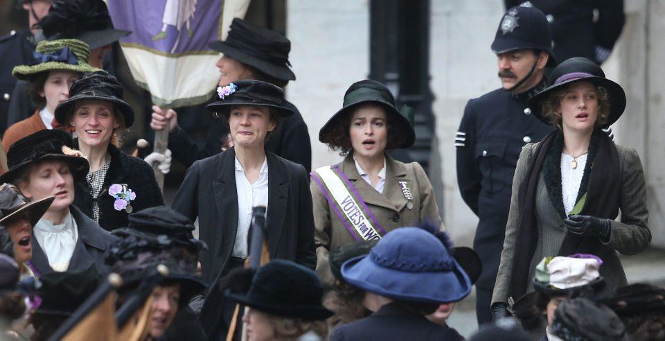 Suffragette - Teaser