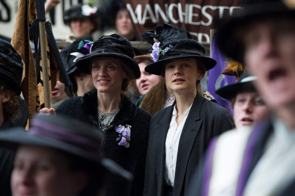 Suffragette - Trailer