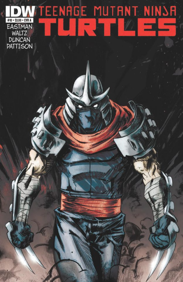 Teenage Mutant Ninja Turtles 2 casts a new Shredder